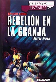 REBELION EN LA GRANJA (JUVENIL)