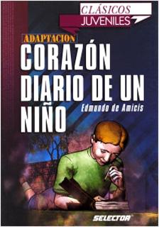 CORAZON DIARIO DE UN NIÑO (JUVENIL)