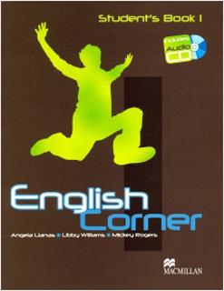ENGLISH CORNER 1 STUDENTS BOOK (INCLUDE CD)