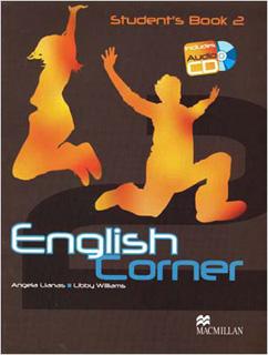 ENGLISH CORNER 2 STUDENTS BOOK (INCLUDE CD)