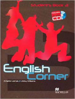 ENGLISH CORNER 3 STUDENTS BOOK (INCLUDE CD)