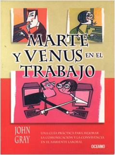 MARTE Y VENUS EN EL TRABAJO