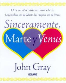 SINCERAMENTE, MARTE Y VENUS