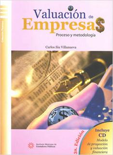 VALUACION DE EMPRESAS: PROCESO Y METODOLOGIA...