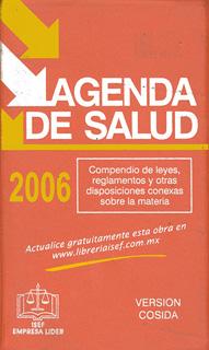 2006 AGENDA DE SALUD