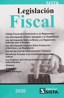 LEGISLACION FISCAL 2020