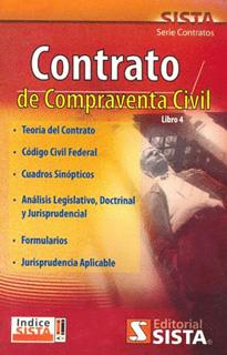 CONTRATO DE COMPRAVENTA CIVIL (LIBRO 4)
