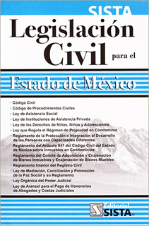 LEGISLACION CIVIL PARA EL ESTADO DE MEXICO 2020...