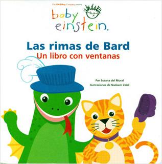 BABY EINSTEIN: LAS RIMAS DE BARD: UN LIBRO CON...