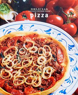 SERIE DELICIAS: PIZZA