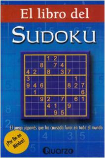 EL LIBRO DE SUDOKU