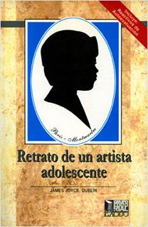 RETRATO DE UN ARTISTA ADOLESCENTE