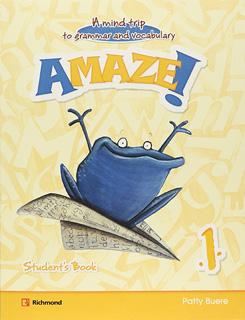 AMAZE 1 STUDENTS BOOK