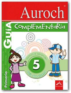 GUIA COMPLEMENTARIA VAMOS A APRENDER 5 PRIMARIA