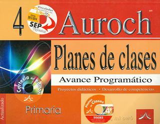 AUROCH PLAN DE CLASES 4º PRIMARIA AVANCE...