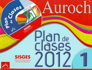 AUROCH PLAN DE CLASES 1º PRIMARIA AVANCE...
