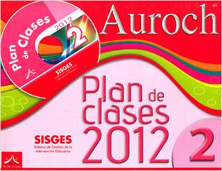 AUROCH PLAN DE CLASES 2º PRIMARIA AVANCE...