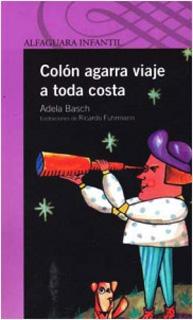 COLON AGARRA VIAJE A TODA COSTA (SERIE MORADA)