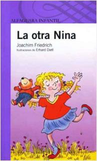 LA OTRA NIÑA (SERIE MORADA)