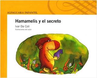 HAMAMELIS Y EL SECRETO (SERIE AMARILLA)