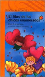EL LIBRO DE LOS CHICOS ENAMORADOS (SERIE NARANJA)