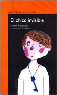 EL CHICO INVISIBLE (SERIE NARANJA)