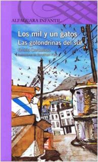 LOS MIL Y UN GATOS - LAS GOLONDRINAS DEL SUR...