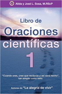 LIBRO DE ORACIONES CIENTIFICAS TOMO 1