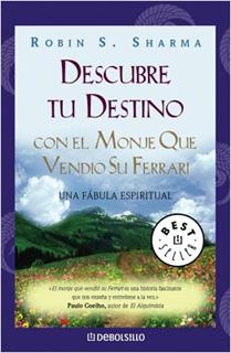 DESCUBRE TU DESTINO CON EL MONJE QUE VENDIO SU...