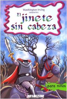 EL JINETE SIN CABEZA (INFANTIL)