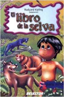 EL LIBRO DE LA SELVA (INFANTIL)