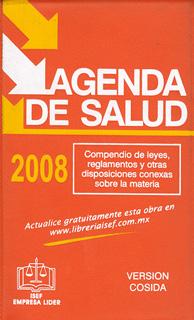 2008 AGENDA DE SALUD