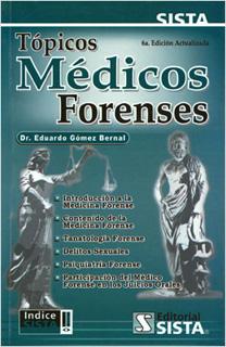 TOPICOS MEDICOS FORENSES