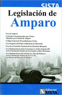 LEGISLACION DE AMPARO 2019