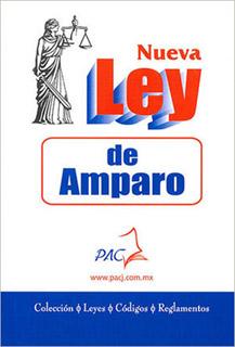 LEY DE AMPARO 2021