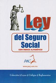 LEY DEL SEGURO SOCIAL 2020 (ECONOMICA)