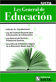 LEY GENERAL DE EDUCACION 2019
