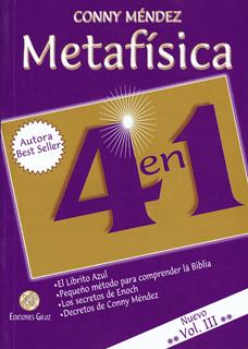 METAFISICA 4 EN 1 VOL. 3