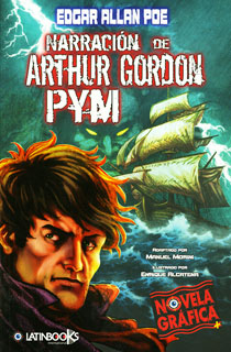 NARRACION DE ARTHUR GORDON PYM (NOVELA GRAFICA)