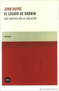 EL LEGADO DE DARWIN: QUE SIGNIFICA HOY LA EVOLUCION