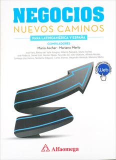 NEGOCIOS NUEVOS CAMINOS PARA LATINOAMERICA Y ESPAÑA