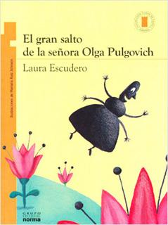EL GRAN SALTO DE LA SEÑORA OLGA PULGOVICH (SERIE...