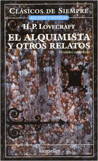EL ALQUIMISTA Y OTROS RELATOS (VERSIONES...