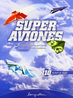 SUPER AVIONES (MODELOS PARA ARMAR)