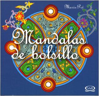 MANDALAS DE BOLSILLO 2 (AZUL)