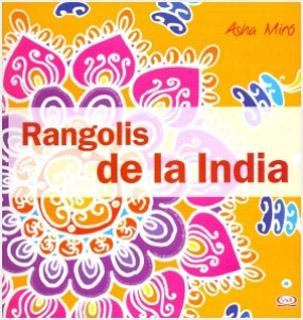 RANGOLIS DE LA INDIA (MANDALAS)