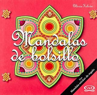 MANDALAS DE BOLSILLO 10 (ROSA)