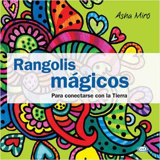 RANGOLIS MAGICOS PARA CONECTARSE CON LA TIERRA