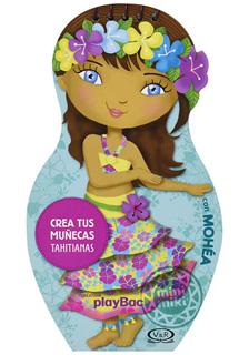 CREA TUS MUÑECAS TAHITIANAS CON MOHEA