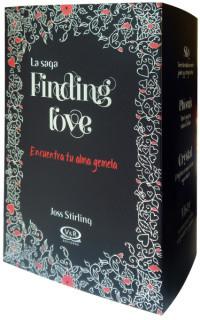 LA SAGA FINDING LOVE: ENCUENTRA TU ALMA GEMELA